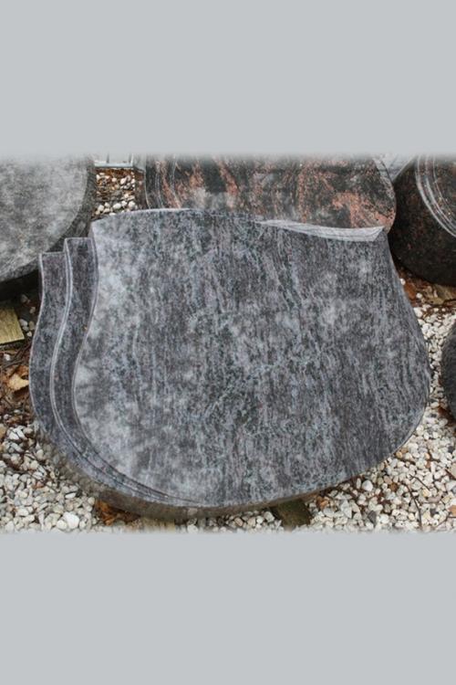 Traditionelle Liegeplatten