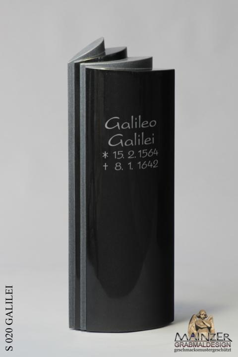 Grabstein_S020_GALILEI_2_Mainzer_Design